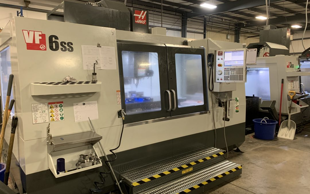KTK Purchases New Equipment to Expand Capabilities and Increase Throughput
