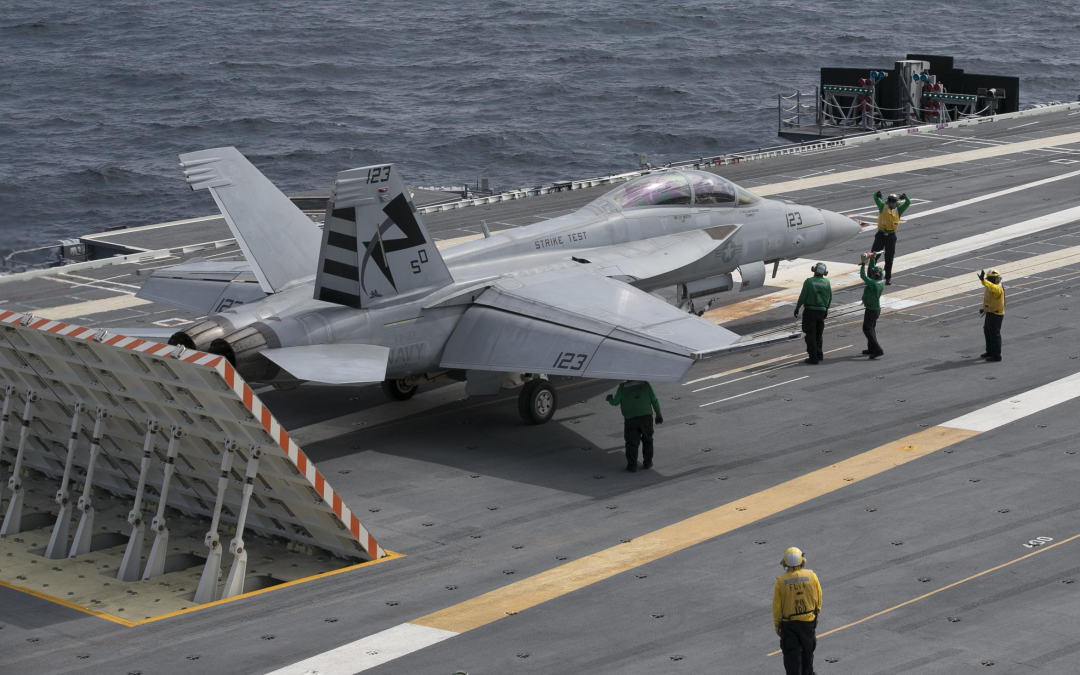 KTK Supplies Heat Sinks for USS Gerald R. Ford's Electromagnetic Aircraft Launch System