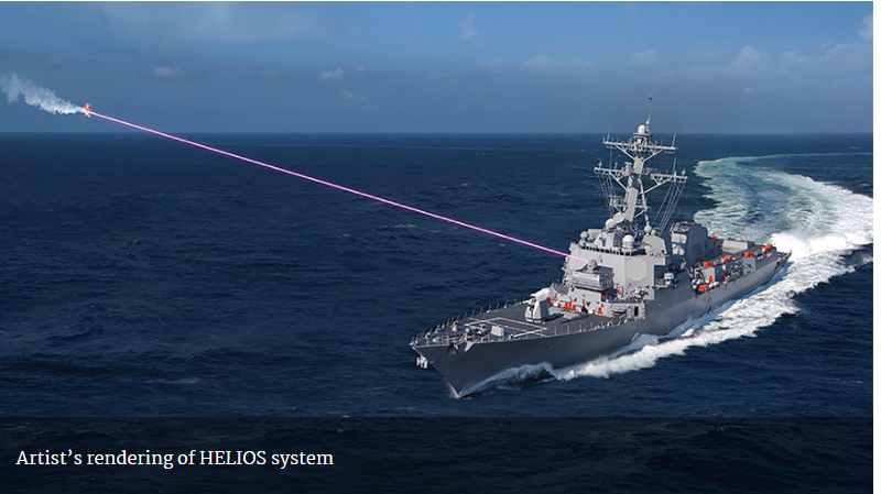Supporting the U.S. Navy Weapon Systems